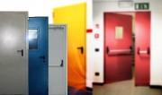 Противопожарные двери EI: типы и классификация