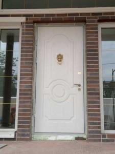 Дверь с терморазрывом 1