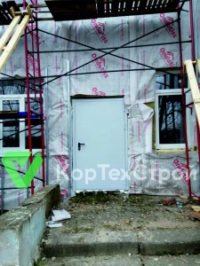 Новые противопожарные двери