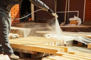 Огнезащитные пропитки для древесины