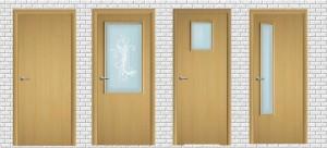 Строительные (временные) двери