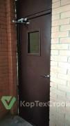 Двери в лифтовые холлы