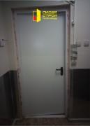 Заказ на изготовление нескольких противожарных дверей EI-60 в разных цветовых решениях.