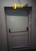 Облагораживание пожарного выхода в ТЦ «Кунцево Плаза»