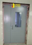 Изготовление и замена старых дверей в научном объекте