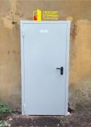 Установлена 51 противопожарная дверь