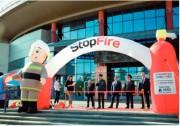 Выставка STOPFIRE 2019 пройдет в Екатеринбурге с 24 по 26 сентября