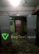 Установлены двери для ДКБ им.Н.А.Семашко