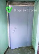 Замена подъездных дверей для жилого дома