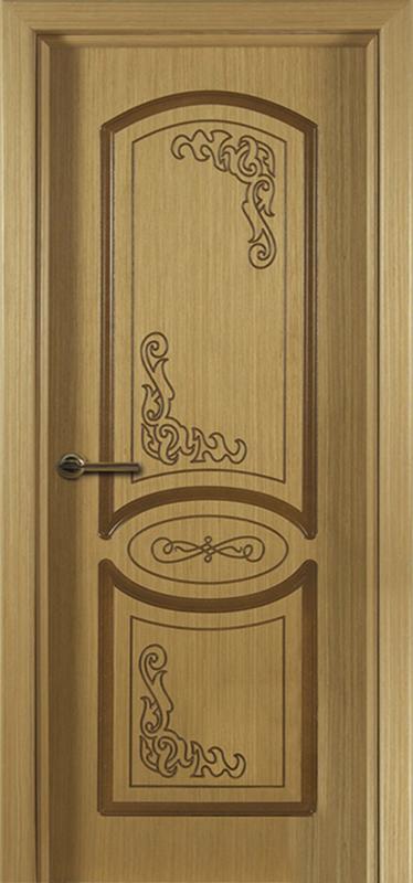 Межкомнатные шпонированные двери «Муза»