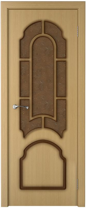 Межкомнатные двери «Соната» с остеклением
