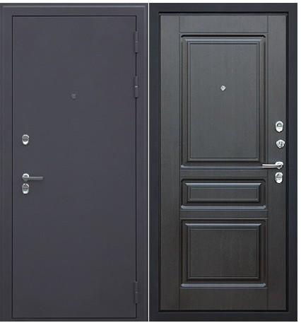 """Дверь с терморазрывом МДФ """"Венге"""""""