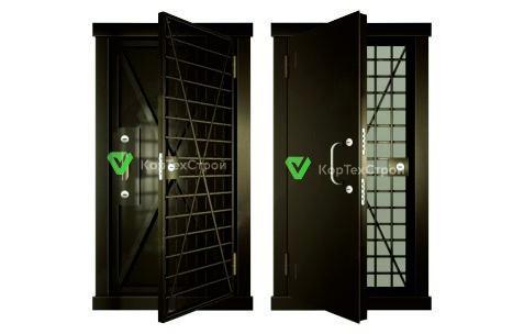 Входные двери КХО
