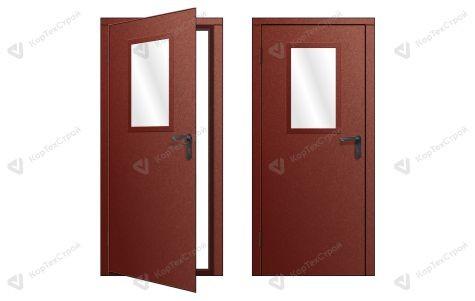 Техническая однопольная дверь