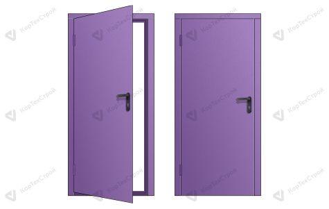 Техническая дверь нестандартный RAL