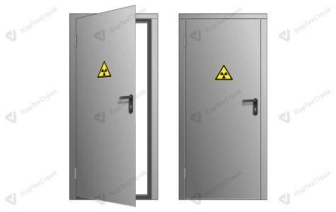 Дверь в ренген кабинет левая