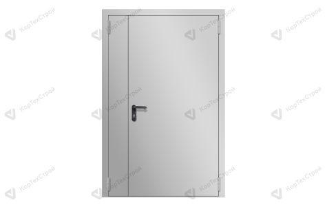 Полуторапольная техническая дверь