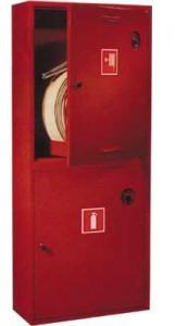 пожарный шкаф ШПК-320-21 открытый