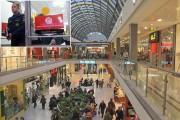 В России по результатам проверок, проведенных сотрудниками МЧС, закрыли почти треть торговых центров