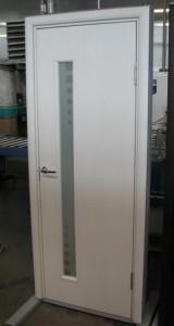 Межкомнатная дверь ПВХ из вспененного пластика